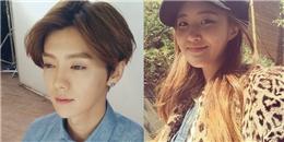 Luhan trở lại với Instagram, Yuri khoe sắc trong ngày chủ nhật
