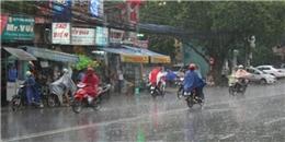Hôm nay: Miền Trung xuất hiện mưa to, miền Nam nắng nóng đạt đỉnh