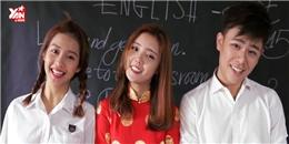 Hot girl Khả Ngân và Á Hân  lên nóc nhà  cover điệu nhảy hot nhất đất Thái