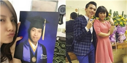 Diễm My 9X khoe ảnh bạn trai cũ thư sinh, Thùy Chi xinh đẹp thân thiết với Quốc Thiên