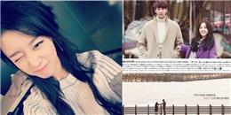 Jiyeon khoe ảnh nhắng nhít khiến fan mê mệt, Dara chụp poster phim cùng trai đẹp