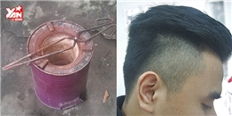 Kẹp tóc bằng than gây sốc ở Trung Quốc