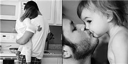 Lặng người trước những bức ảnh về tình yêu giữa cha và con gái