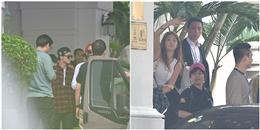 Hình ảnh mới nhất tại khách sạn của GOT7, Sistar