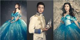Lọ lem  Hari Won và Trang Pháp cạnh tranh với nhau vì  hoàng tử  Harry Lu