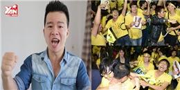 Dưa Leo lên tiếng hết mực ủng hộ fan cuồng Hàn Quốc