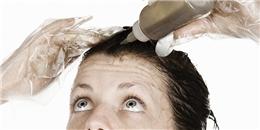 Thuốc nhuộm tóc chứa hóa chất gây ung thư