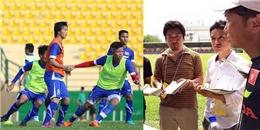 HLV Miura từ chối chia sẻ về điểm yếu U23 Việt Nam trước truyền thông Nhật