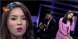 Hoa hậu Kỳ Duyên cover  Hoang mang  trên sóng truyền hình
