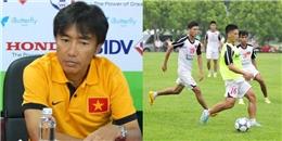 'HLV Miura đã… nương tay cho U.23 Việt Nam'