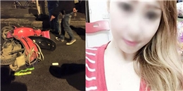 Xót thương cô gái trẻ qua đời vì tai nạn giao thông đúng vào ngày sinh nhật