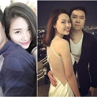 Ngắm khoảnh khắc ngọt ngào đáng ghen tị của cặp đôi sao Việt