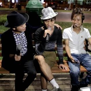 Kẹt xe giữa Sài Gòn vì  tam ca  Lệ Rơi, Hotboy kẹo kéo, Thánh bàn chải