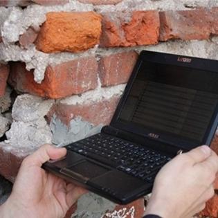 Độc đáo những bức tường có thể... chia sẻ được thông tin