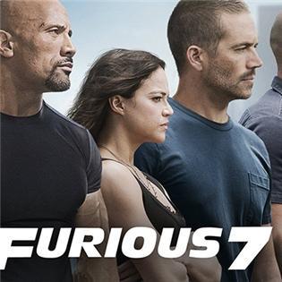 Danh sách độc giả nhận vé xem ra mắt phim  Fast & Furious 7