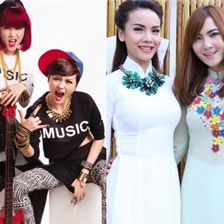 Những nàng  Vân - Kiều  của làng showbiz Việt