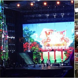 Khán giả Việt bức xúc với cách tổ chức show nhạc Hàn