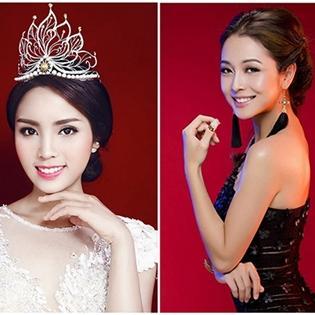 Ngỡ ngàng với giọng hát của Hoa hậu Kỳ Duyên, Jennifer Phạm, Thùy Lâm