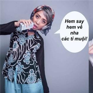 """Thu Trang – """"nữ quái hai mặt"""" của làng hài Việt"""