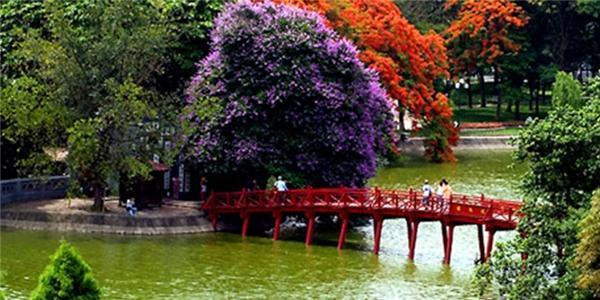Hà Nội nằm trong top 25 điểm đến nổi tiếng nhất thế giới