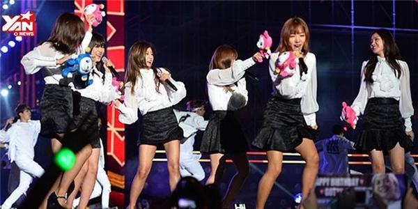 Sao Hàn nào ấn tượng nhất tại Music Bank Việt Nam?