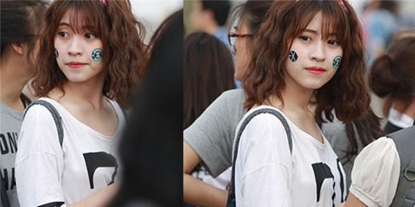 """Nữ sinh 9x fan EXO gây tranh cãi vì """"giống Park Ji Yeon"""""""