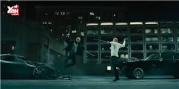 Những màn giao chiến 'cực đỉnh' của seri phim 'Fast &Furious'