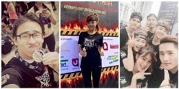Hot boy, hot girl Việt 'phát sốt' vì Dragon Dash