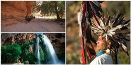 Cuộc sống thanh bình của người Supai bên trong khe núi Grand Canyon