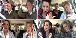 Màn hát nhép  bỏ túi  triệu lượt xem của 3 nàng hotgirl