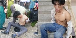 Cảnh sát đặc nhiệm truy bắt 2 tên cướp như phim hành động