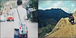 Cô gái 9x 22 ngày đi bộ xuyên Bắc Kạn  - Lào Cai một mình