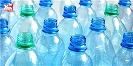 Vòng đời khó tin của một chiếc chai nhựa