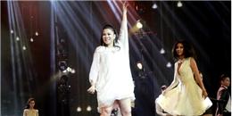 Thu Minh mạo hiểm nhảy nhót khi mang bầu 7 tháng