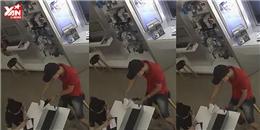 TP.HCM: Sửng sốt với kẻ gian ăn cắp điện thoại ngay trước mắt nhân viên