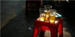 Uống quá nhiều trà đá gây nguy hiểm cho sức khoẻ