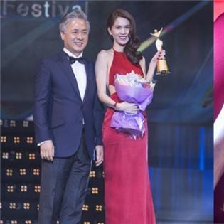 Giải thưởng mà Ngọc Trinh sang tận Hàn Quốc nhận chỉ là  tự biên tự diễn ?