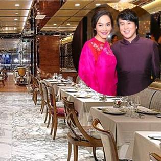 Báo Mỹ hết lời ca ngợi khách sạn sang nhất Sài Gòn của nhà vợ Thanh Bùi