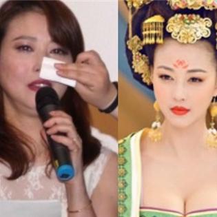 """""""Thục Phi"""" Châu Hải My lộ thân hình béo ú, già nua bất ngờ"""