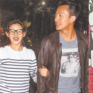 Nhà chồng túng thiếu, vợ chồng Từ Hy Viên đi chợ đêm