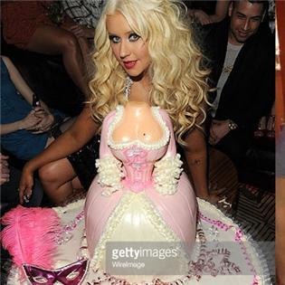 """""""Choáng"""" với những chiếc bánh sinh nhật """"độc nhất vô nhị"""" của sao Hollywood"""