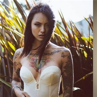 Mỹ nhân gốc Việt xuất hiện trong phim  Fast & Furious 7