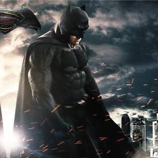 Bất ngờ với cuộc chiến của hai siêu anh hùng: Batman và Superman