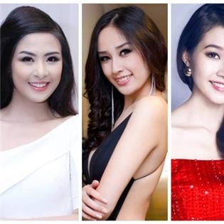 Đặt lên bàn cân 5 Hoa hậu Việt  đắt giá  nhất
