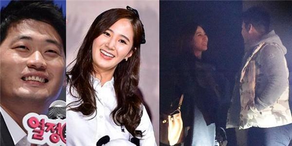 SM xác nhận Yuri (SNSD) hẹn hò vận động viên bóng chày Oh Seung Hwan
