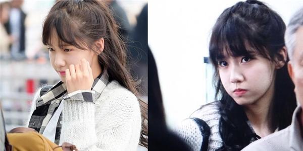 """Fan thích thú với hình ảnh """"phúng phính"""" của Yoona"""