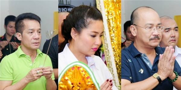 Sao Việt bùi ngùi tiễn đưa nghệ sĩ hài Đăng Lưu