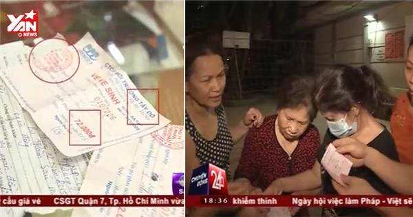 Rộ nạn lừa đảo thu phí vệ sinh môi trường ở Hà Nội