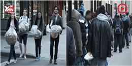 Thu nhận thức ăn thừa làm từ thiện, nhóm sinh viên nhận hơn ... 4 tấn thức ăn