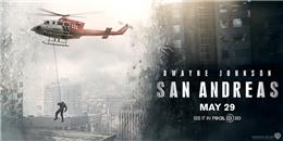 Khe nứt San Andreas - Bản kế thừa xứng đáng  bom tấn  2012